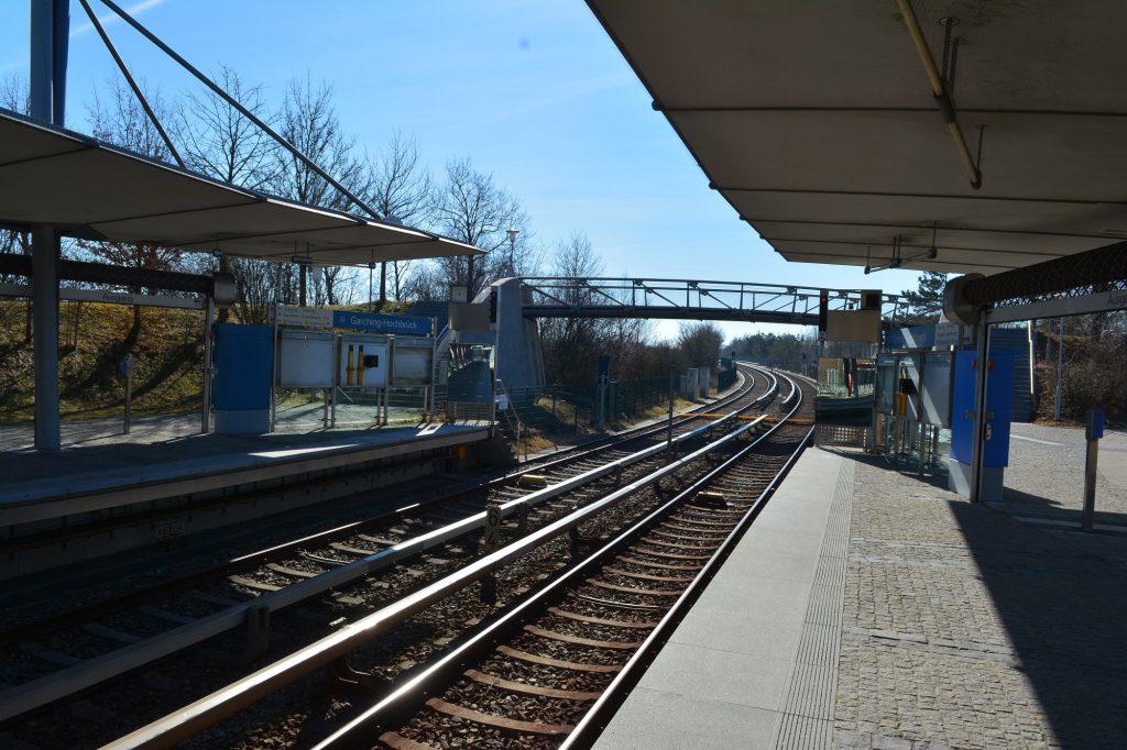 Parken Garching Hochbrück